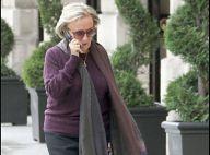 REPORTAGE PHOTOS : Bernadette Chirac atteinte du syndrome... Carla Bruni !