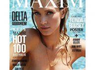 Delta Goodrem topless : La surprise de la femme la plus sexy d'Australie