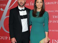 Jessica Biel et Justin Timberlake, parents resplendissants devant Katie Holmes