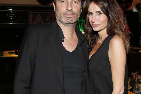 Richard Orlinski et sa belle Stéphanie, bien entourés de leurs amis stars