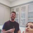 Jake Bailey, maquilleur des stars adoré notamment par Katy Perry et Ashley Benson, est mort à 37 ans le 22 octobre 2015. Un suicide, vraisemblablement... Photo Instagram Ashley Benson.