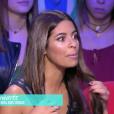 Alia balance sur Ali dans le  Mag de la télé réalité  sur NRJ12. Le 26 octobre 2015.