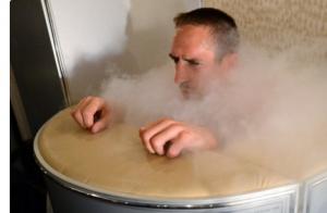 Franck Ribéry : Comme une femme morte et congelée, pour CNN...