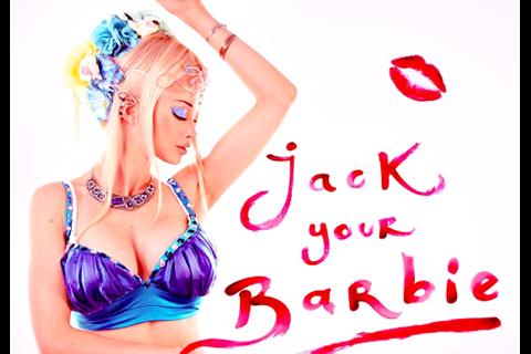 Valeria Lukyanova : La Barbie humaine dévoile son premier single