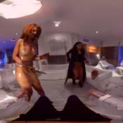 Rihanna : Robe en latex, sang, nudité, torture, les images coupées de BBHMM