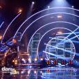 Véronic Dicaire et Christian Millette dans Danse avec les stars 6, sur TF1, le samedi 31 octobre 2015
