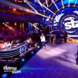 Loic Nottet et Denitsa Ikonomova dans Danse avec les stars 6, sur TF1, le samedi 31 octobre 2015