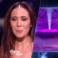 Fabienne Carat et Julien Brugel dans Danse avec les stars 6, sur TF1, le samedi 31 octobre 2015