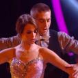 EnjoyPhoenix et Yann-Alrick dans Danse avec les stars 6 sur TF1, le samedi 31 octobre 2015