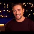 Olivier Dion et Candice Pascal dans Danse avec les stars 6, sur TF1, samedi 31 octobre 2015