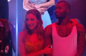 DALS 6 : Djibril Cissé éliminé et peiné, Olivier Dion, torse nu, contre Candice
