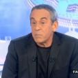 Thierry Ardisson dans  Salut les terriens  sur Canal+, le samedi 31 octobre 2015.