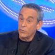 Thierry Ardisson présente  Salut les terriens  sur Canal+, le samedi 31 octobre 2015.