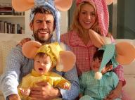 Shakira : Sasha et Milan craquants pour Halloween dans leurs costumes risibles