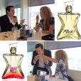 Shakira assure la promotion de son nouveau parfum Love Rock ! By Shakira / photo postée sur Instagram.