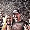 Monika Casey et George Eads divorcent / photo postée sur le compte Instagram de l'acteur.