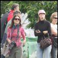Michelle Stafford à Montmartre