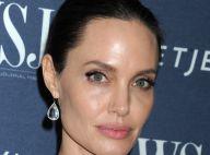 """Angelina Jolie traitée d'enfant gâtée : """"Je suis habituée aux attaques"""""""