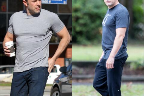 Ben Affleck : Exit les muscles de Batman, l'acteur se laisse aller...