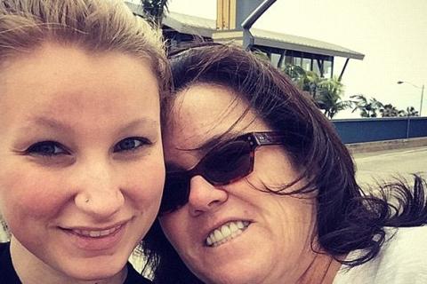 Rosie O'Donnell : Sa fille Chelsea revient (un peu) sur ses propos sans pitié...