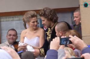 Peter Sagan marié : Tronçonneuse et colombes pour le champion du monde de vélo