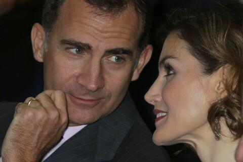 """Letizia et Felipe VI : Ravis en compagnie des champions de la """"Marque Espagne"""""""