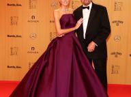 Heidi Klum somptueuse au bras de son père, devant Rita Ora récompensée