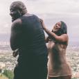 Lira Galore et Rick Ross. Photo publiée le 29 octobre 2015.