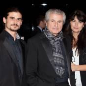 Claude Lelouch, fier et amoureux face à son fils Sachka, incarne l'Excellence