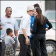 Brad Pitt, Angelina Jolie en compagnie de Maddox
