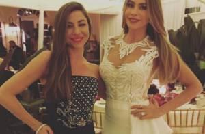 Mariage de Sofia Vergara et Joe Manganiello : Les festivités ont commencé !