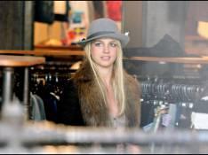 REPORTAGE PHOTOS: Britney Spears, belle, saine et... en pleine séance shopping !