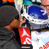 """Lindsey Vonn : """"J'aime toujours Tiger Woods"""""""