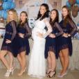 Jade Foret : En robe de mariée pour sa baby shower avant d'acceuillir... son premier garçon !