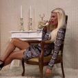 Amélie Neten prête à lancer sa marque de vêtements en Suisse ! Septembre 2015.