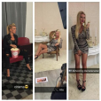Amélie Neten se lance dans le stylisme avec Métro Boutique ! Septembre 2015.