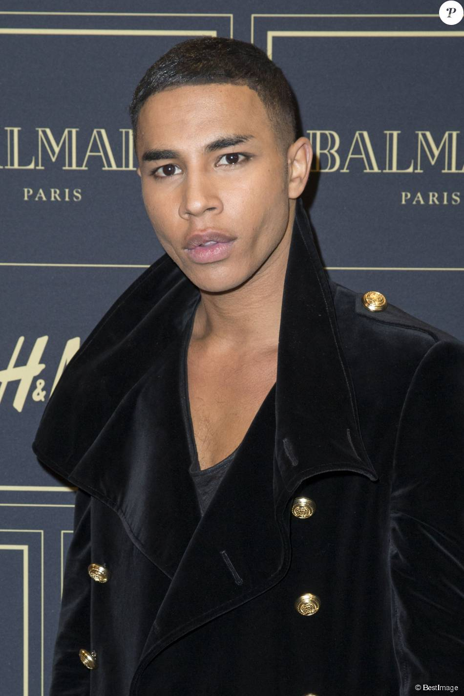 olivier rousteing directeur artistique de la maison. Black Bedroom Furniture Sets. Home Design Ideas