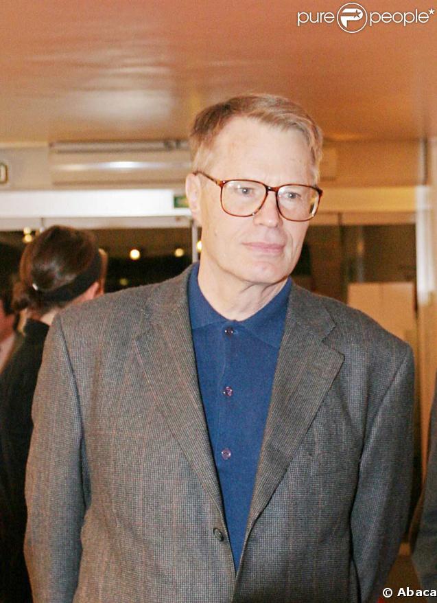 J.M.G. Le Clézio, en 2004