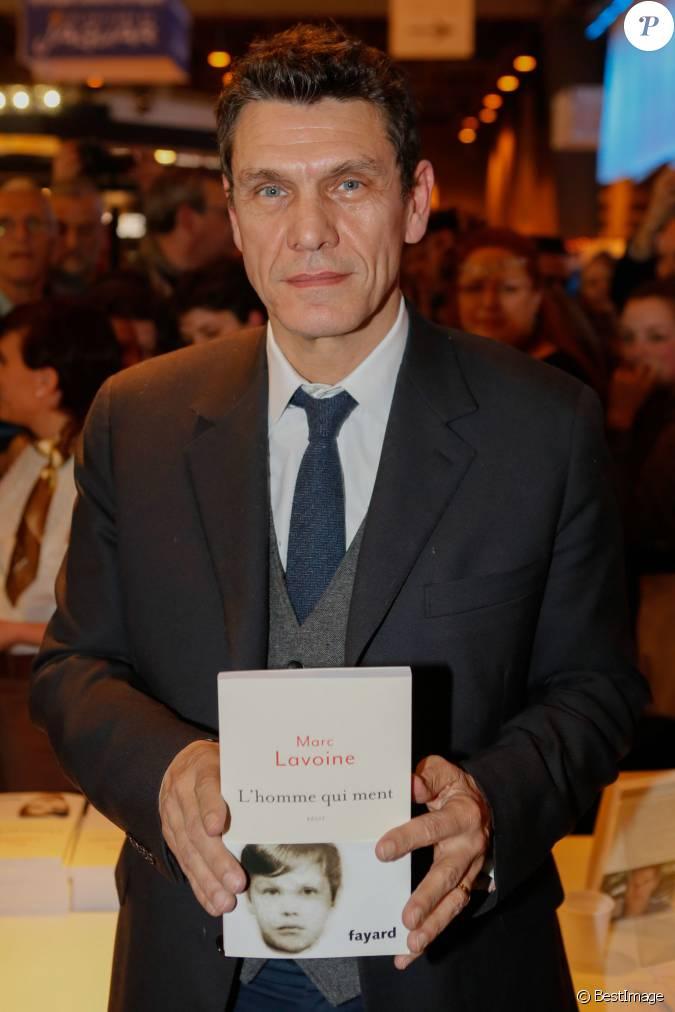 Marc lavoine 35 me salon du livre la porte de for Salon du livre porte de versailles 2015