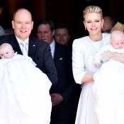 """Albert de Monaco, admiratif de la """"maman géniale"""" qu'est Charlène"""