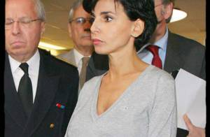 REPORTAGE PHOTOS : Rachida Dati face au drame...