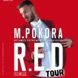 M. Pokora annonce les dates de son  R.E.D Tour 2015 .