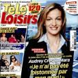 """Magazine """"Télé-Loisirs"""" en kiosques le 7 décembre 2015."""