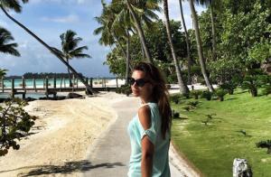 Marine Lorphelin : Son amoureux désemparé, il veut qu'elle revienne à Tahiti !