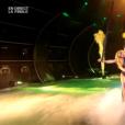 Cécile et Roman, dans  Incroyable Talent 2015  (la finale), le mardi 8 décembre 2015 sur M6.