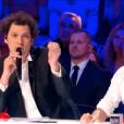 Eric Antoine et Kamel Ouali, dans  Incroyable Talent 2015  (la finale), le mardi 8 décembre 2015 sur M6.