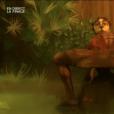 Babou Flex, dans  Incroyable Talent 2015  (la finale), le mardi 8 décembre 2015 sur M6.