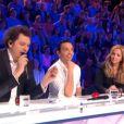 Le jury d' Incroyable Talent 2015  (la finale), le mardi 8 décembre 2015 sur M6.