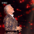 Gus et Gilbert Rozon, dans  Incroyable Talent 2015  (la finale), le mardi 8 décembre 2015 sur M6.