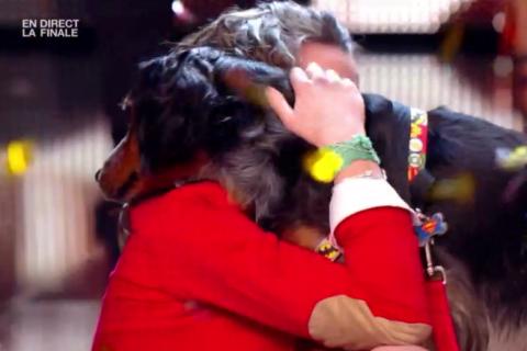 Incroyable Talent 2015 : Juliette et son chien Charlie sacrés grands gagnants !